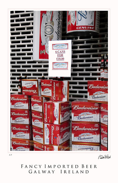 bud beer Galway