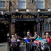 Dirty Dick's, Edinburgh Scotland