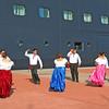 Mexican Dancing met Us