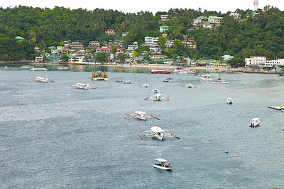 Sabang Bay.