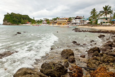 View of Little Laguna Beach.