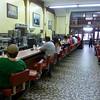 Breakfast in San Juan - La Bombonera