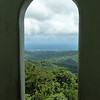 View from Observation Tower - El Junque