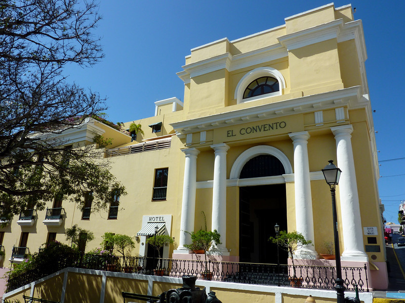 "Hotel El Convento - Our ""Home"" in Old San Juan"