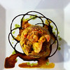 Shrimp Mofungo at Punto de Vista, Old San Juan