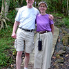 Craig and Jeane at El Yunque Rain Forest