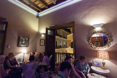 Mezzanine Lounge, Old San Juan, PR