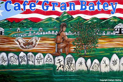 Gran Batey coffee plantation , Puerto Rico