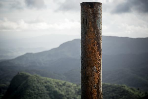 Summit, El Yunque National Forest, Puerto Rico, USAEl Yunque Rainforest, Puerto Rico, USA