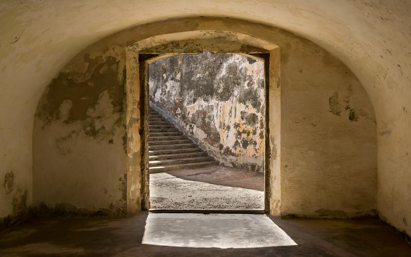 San Felipe del Morro Fortress, San Juan, Puerto Rico, USA