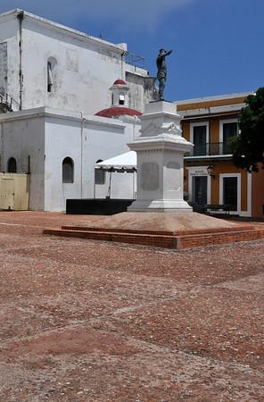 Old San Juan Square