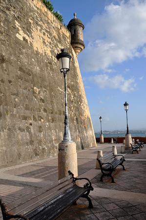 Old San Juan - City Walls