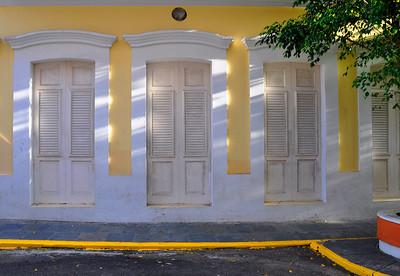 Old San Juan - Windows, Doors?