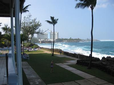 San Juan, Puerto Rico Dec 2009