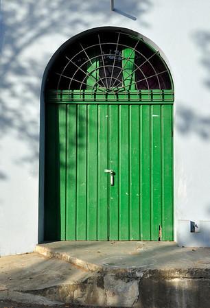 Old San Juan Door