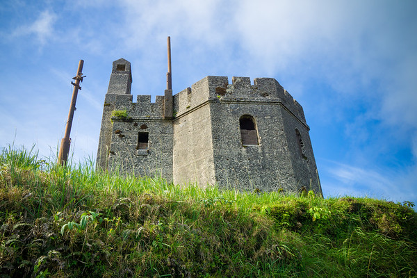 Old Tower at the Summit of El Yunque
