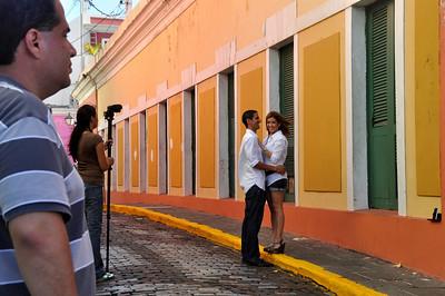 Old San Juan - Photo Shoot