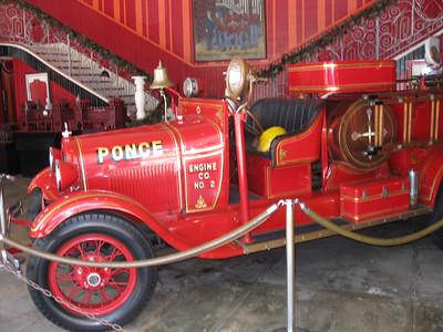 Parque De Bombas Firehouse, Ponce