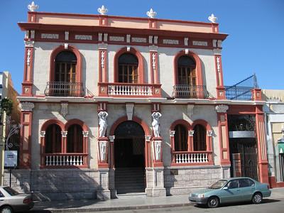 Casa Armstong, Ponce