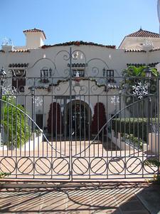 Castillo Serralles, Ponce