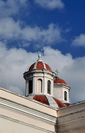 Old San Juan - Cathedral Detail