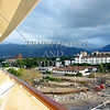 A view from the cruise ship port in Puerto Vallarta, Mexico.