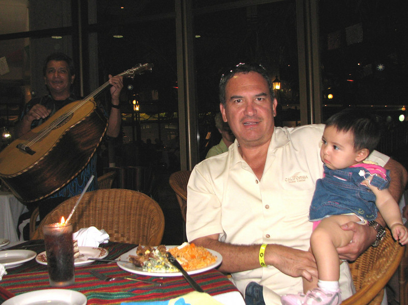 Happy B-Day daddy!<br /> <br /> Feliz cumplea~os papito!