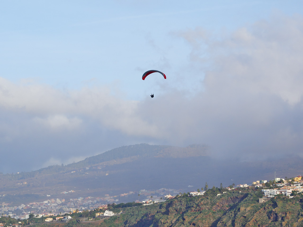 Paragliders