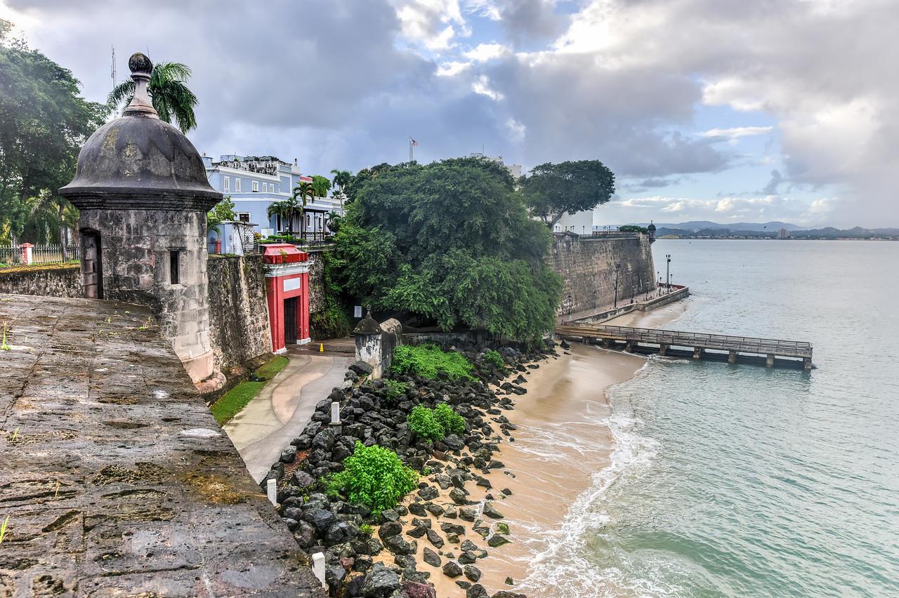 San Juan Gate - Puerto Rico
