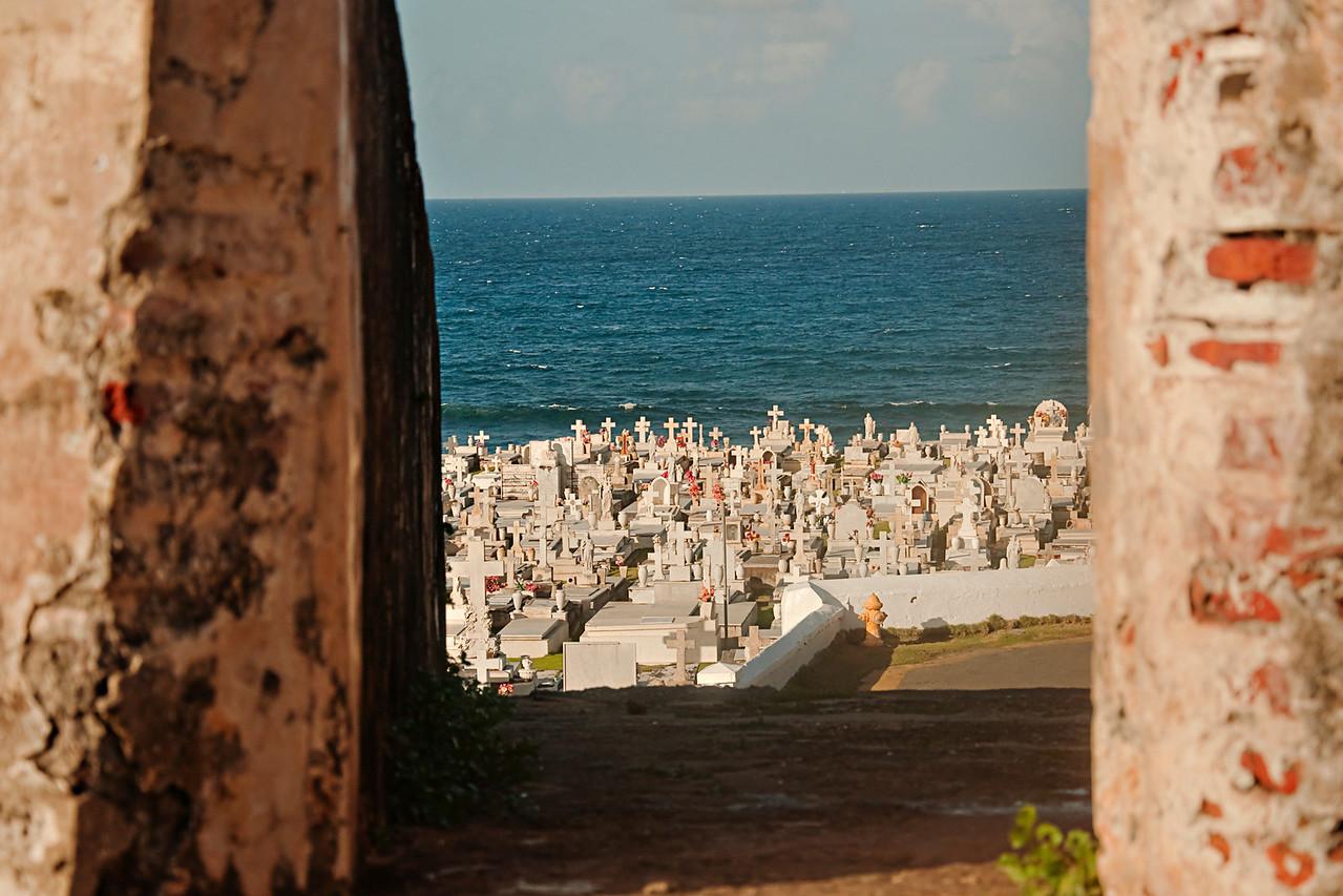 Santa Maria Magdalena de Pazzis Cemetery.