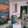 "Vicki Skinner (aka ""Vallarta Vicki"") office in San Diego for Doin it Right in Puerto Vallarta, Mexico"