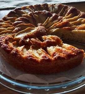 Julia's apple cake-2