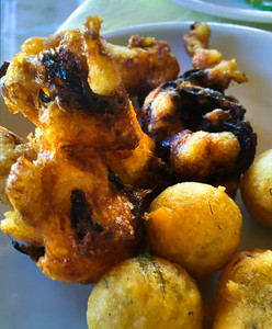 fried cipolle di Tropea
