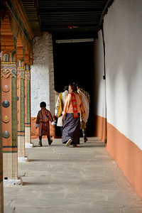 """The Punakha Dzong, also known as Pungtang Dechen Photrang Dzong (which means """"the palace of great happiness or bliss""""), is the administrative centre of Punakha District in Punakha, Bhutan."""