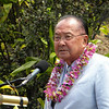 Medal of Honor winner and Senator Inouye (1924-2012) (AP).