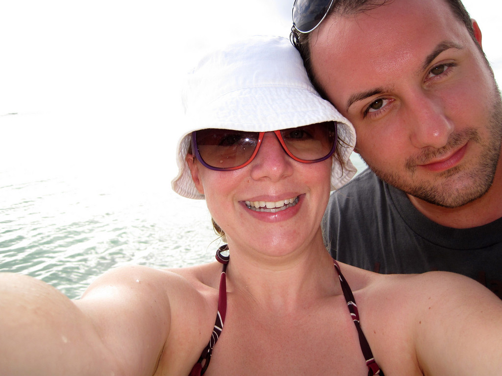 Us in Punta Cana DR124