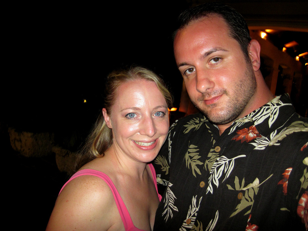 Us in Punta Cana DR126