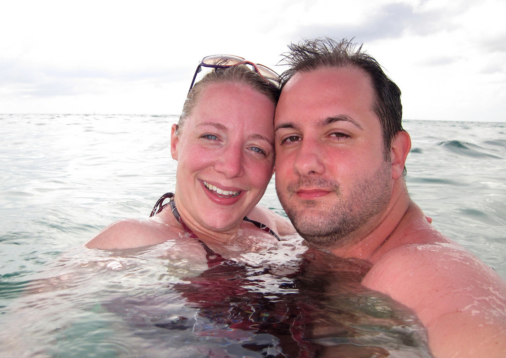 Us in Punta Cana DR119