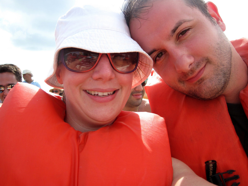 Us in Punta Cana DR121