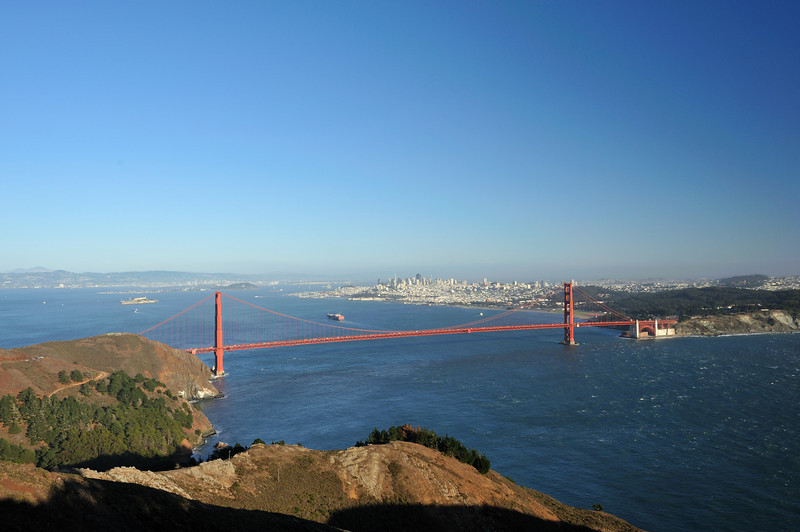 Golden Gate from the other Side