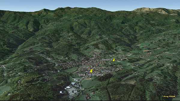 a view from Google Earth