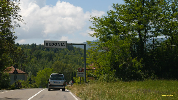 arriving in Bedonia