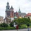 the chapel of Wawel Castle.