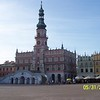 Zamosc Old Town Square