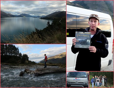 Mark Holmes, Director of Pure Glenorchy: Scenic Lord of the Rings Tours