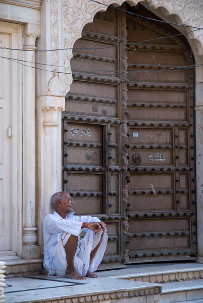 Pushkar Door,India