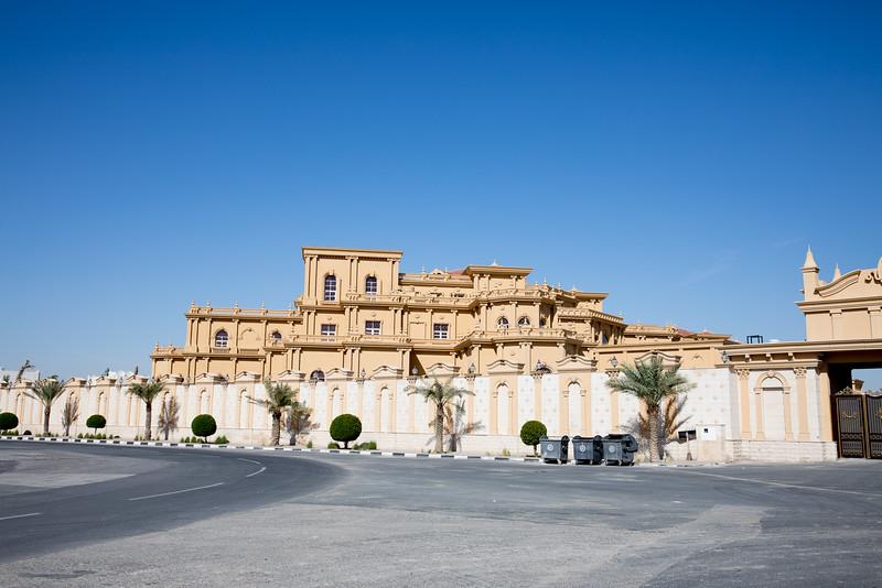 Katar šejk palác