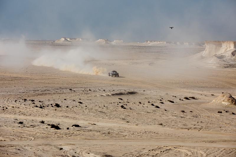 Buggy Qatar Zekreet Desert