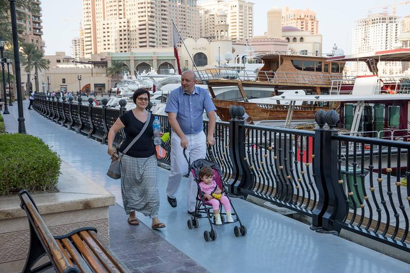 Borbala Zsemlyei Qatar
