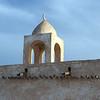 Barzan towers mosque.